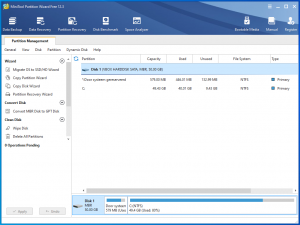 MiniTool Partition Wizard 12.3 Crack 2021
