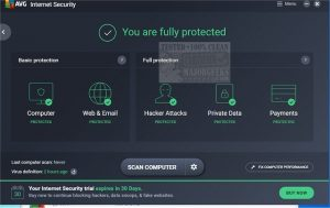 AVG Internet Security 21.1.3159 Crack 2021 Key Download