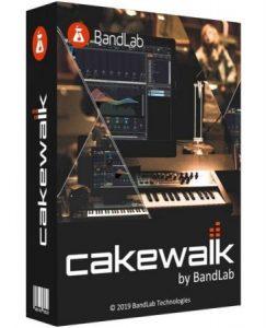 BandLab Cakewalk 27.06.0.053 Crack 2021