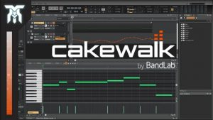 BandLab Cakewalk 27.06.0.057 Crack 2021