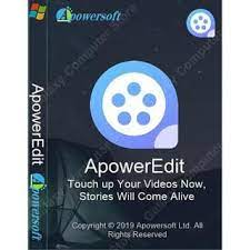 ApowerEdit Pro 1.7.5.7 Crack 2021