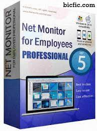 Net Monitor for Employees Pro 5.7.14 Crack 2021