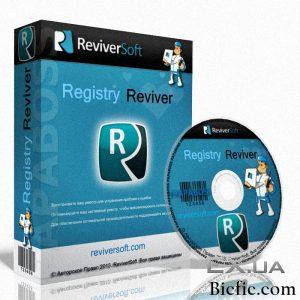 ReviverSoft Registry Reviver 4.23.2.14 Crack 2021