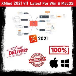 XMind 11.0.2 Crack Full Version 2021