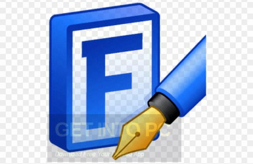 FontCreator Professional 14.0.0.2814 Crack 2021